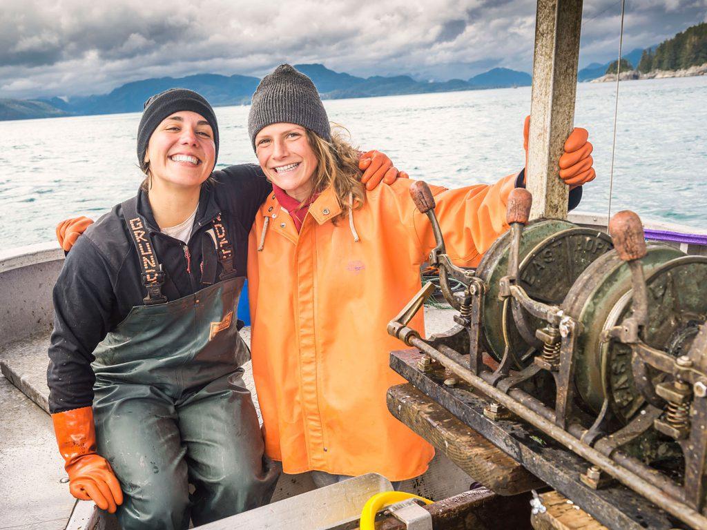 Alaska Seafood Marketing image transition campaign