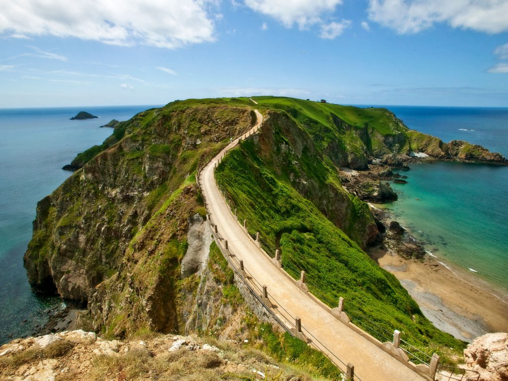 Guernsey wellness product launch campaign by Lotus